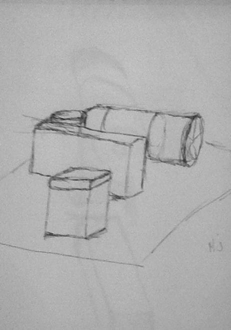 Marie-Jo étude stylo 16-11-2013