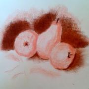 Marie-Jo fruits sanguine 07-10-2017
