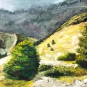Marie Jo paysage pastel gras 01-2020