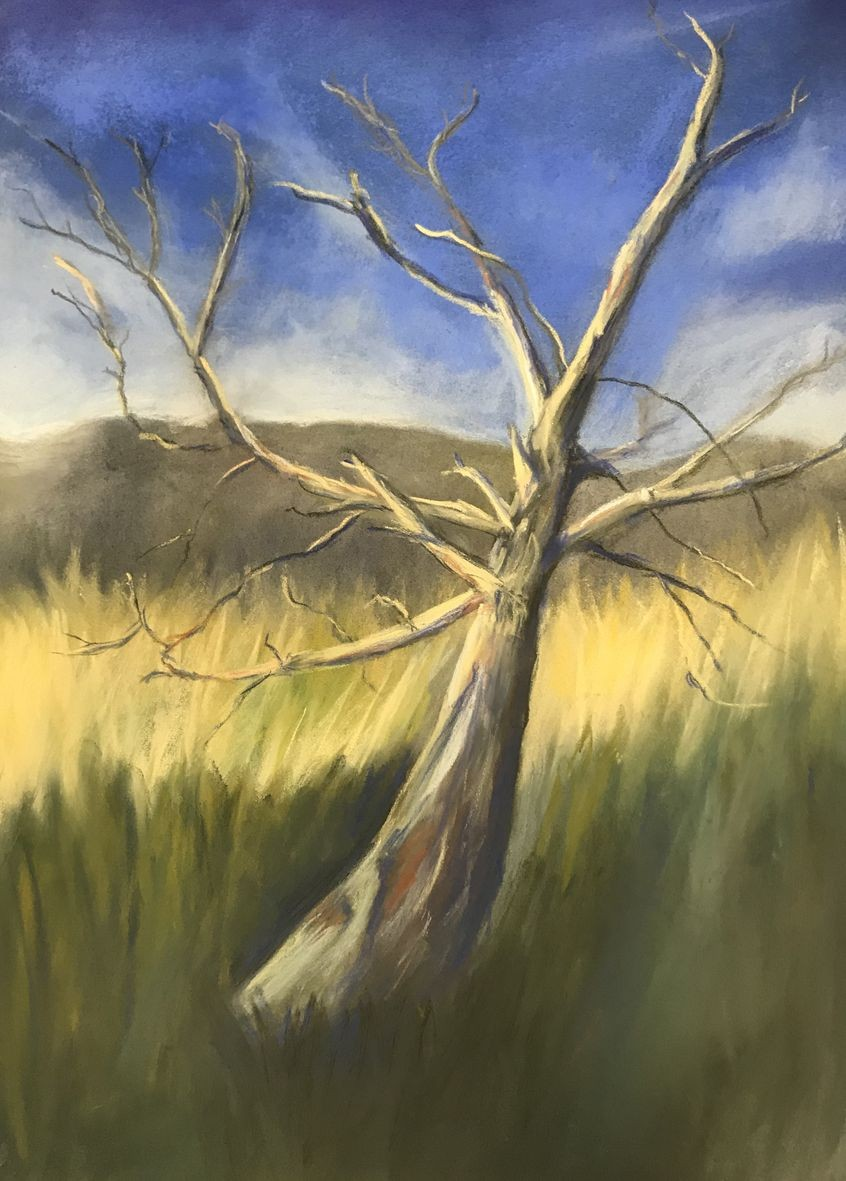 Martine arbre pastel 02 2020