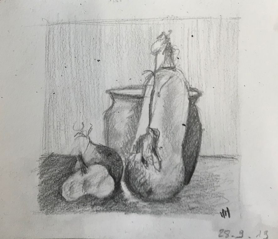 Martine nm pot et courge 1 crayon 28-09-2019