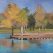 Miche le arbres pastel 02 2020