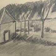 Michèle le cabanon 1 crayon 12-10-2019