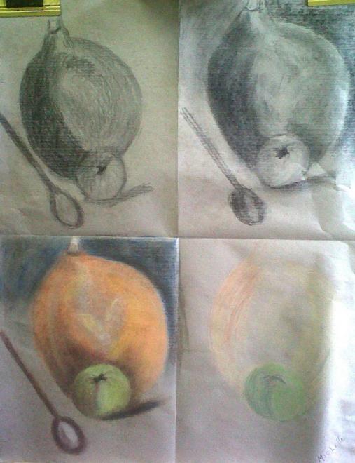 Michelle crayon, fusain, pastel sec  12 -2013 et 01-2014.jpg