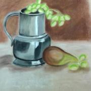 Michelle cruche poire et raisins 14-11-2015