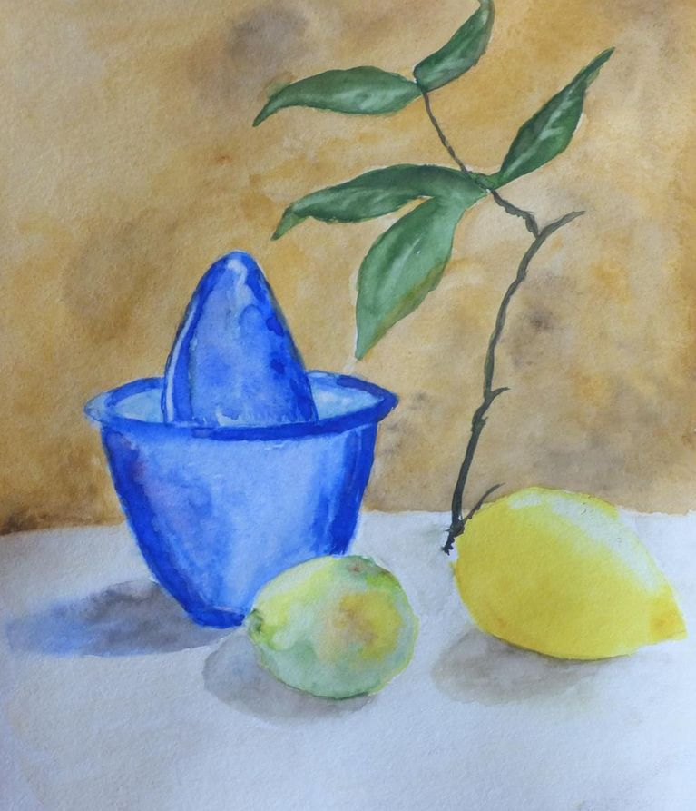 Michelle nm aquarelle 2019