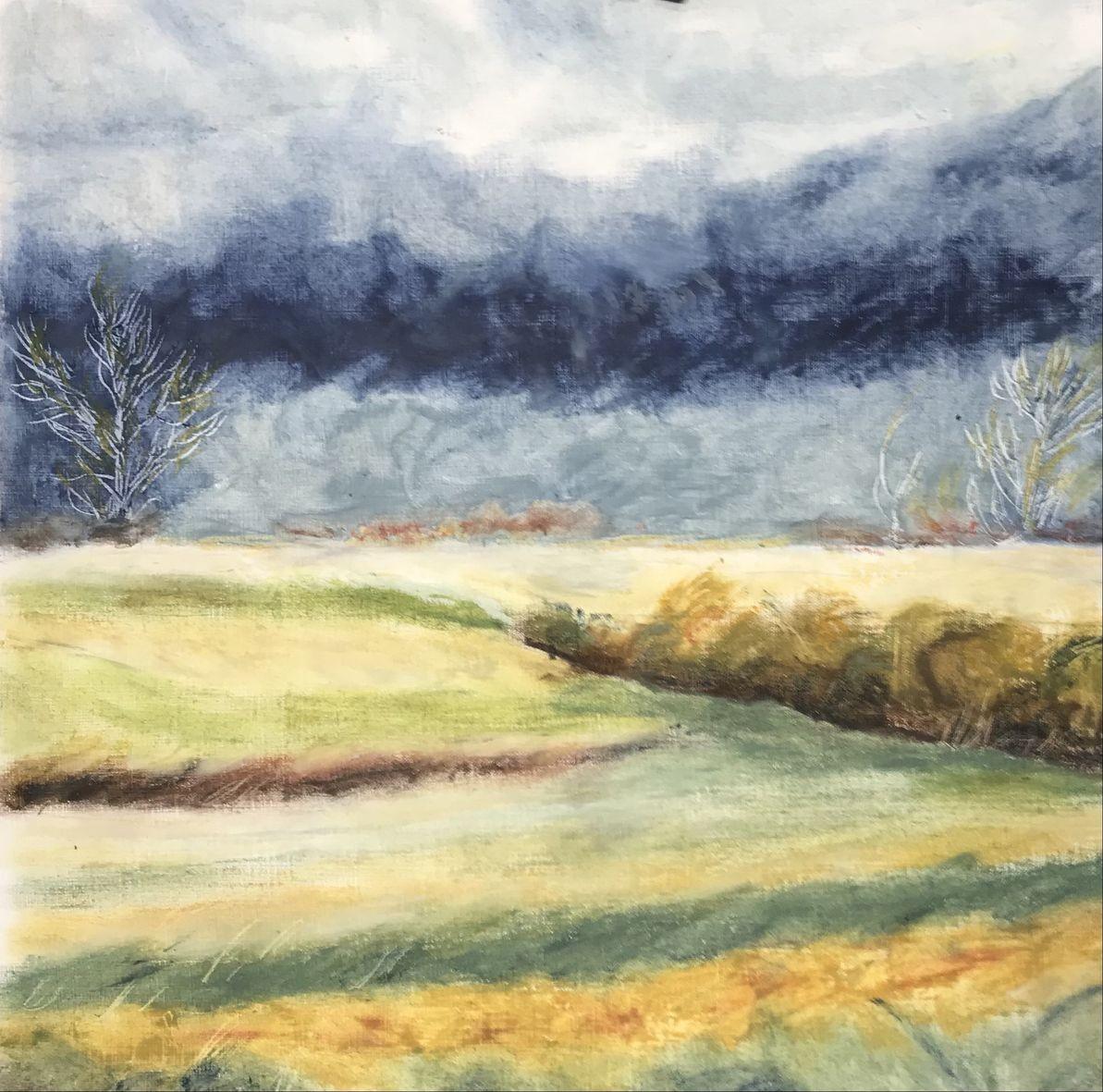 Michelle paysage de l astarac pastel gras 03 2021