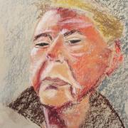 Michelle portrait Gaby pastel sec 01-2019