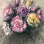 Nicole bouquet pastel sec 27-05-2017