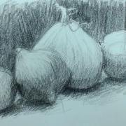 Nicole courges crayon 21-10-2017
