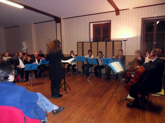 orchestre à cordes simorre