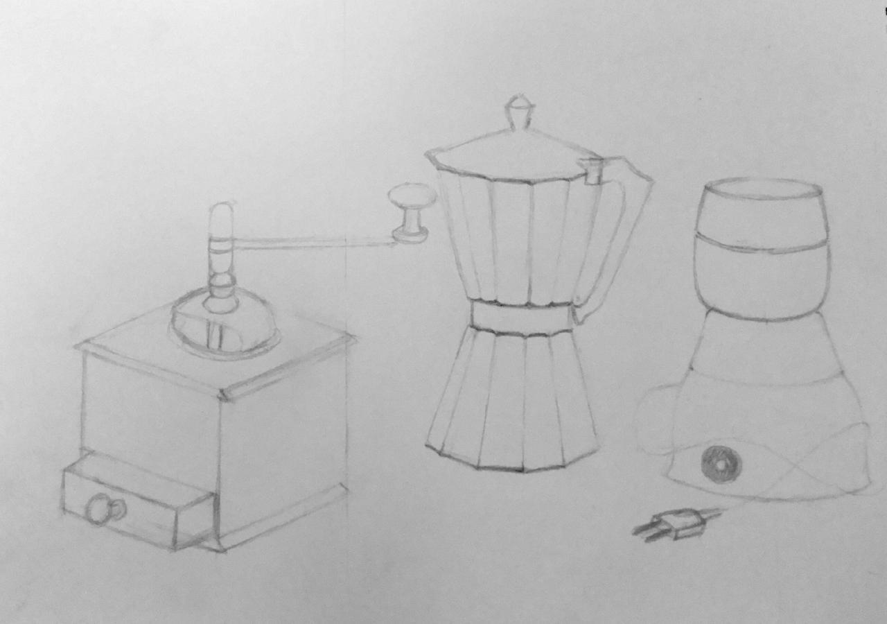 Rose-Marie autour du café graphite 21-01-2017