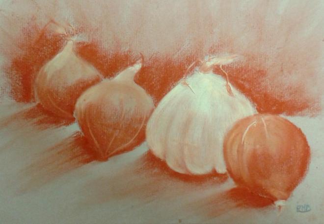 Rose Marie Courges sanguine 21-10-2017