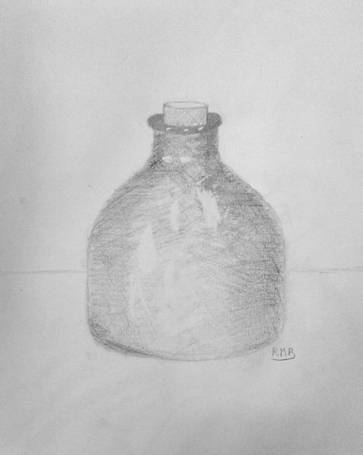 Rose-Marie piège à guêpe graphite 26-11-2016