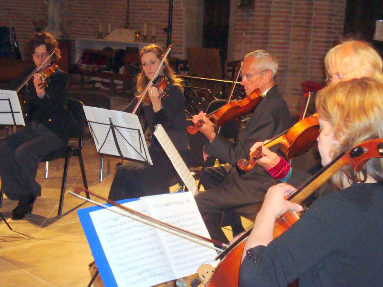 Tutti Orchestre à Cordes Simorre