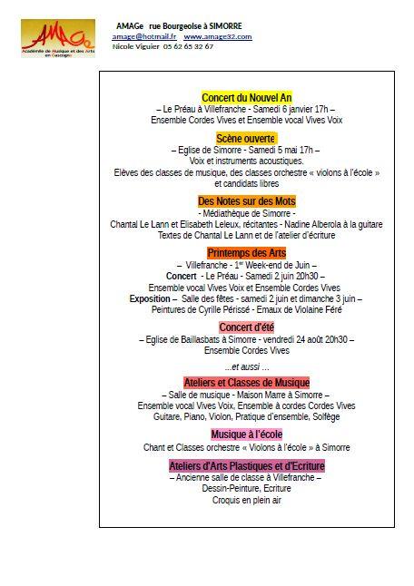 Programme 2017 2019